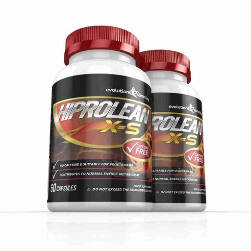 Hiprolean X-S Caffeine Free Fat Burner 2 Month Supply