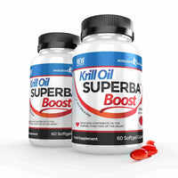 Krill Oil Capsules 2 Month Supply