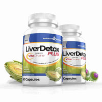2 Month Supply of LiverDetox Plus