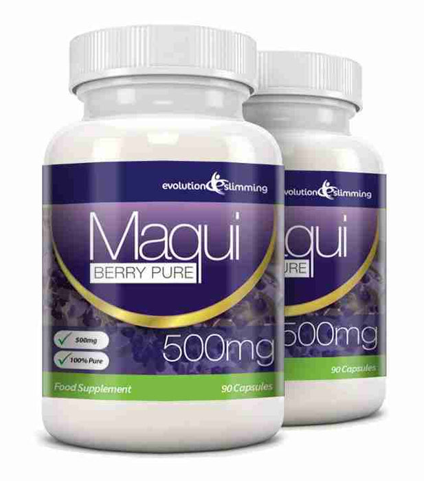 Maqui Berry Antioxidant Supplement