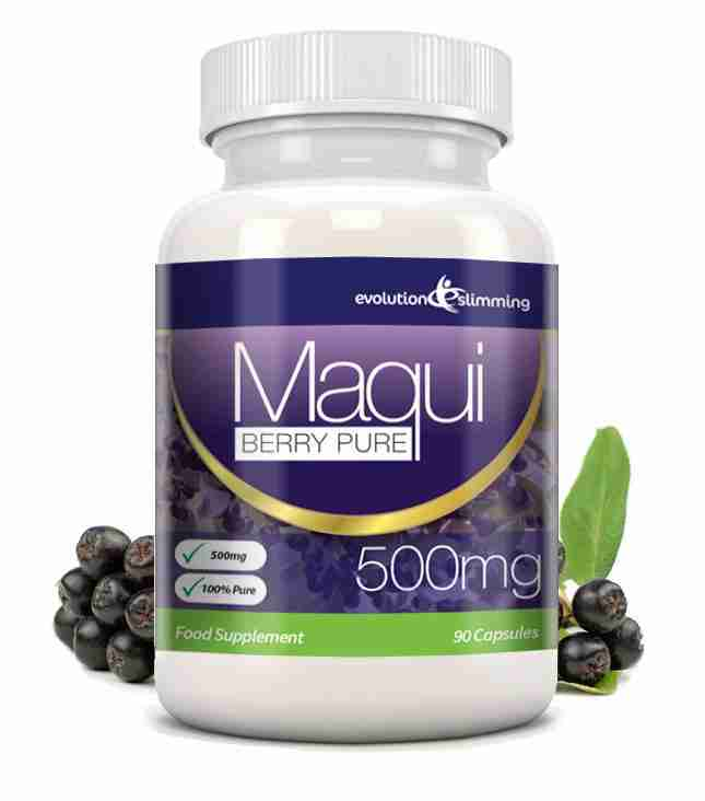 Maqui Berry Antioxidant Supplements For Weight Loss Evolution
