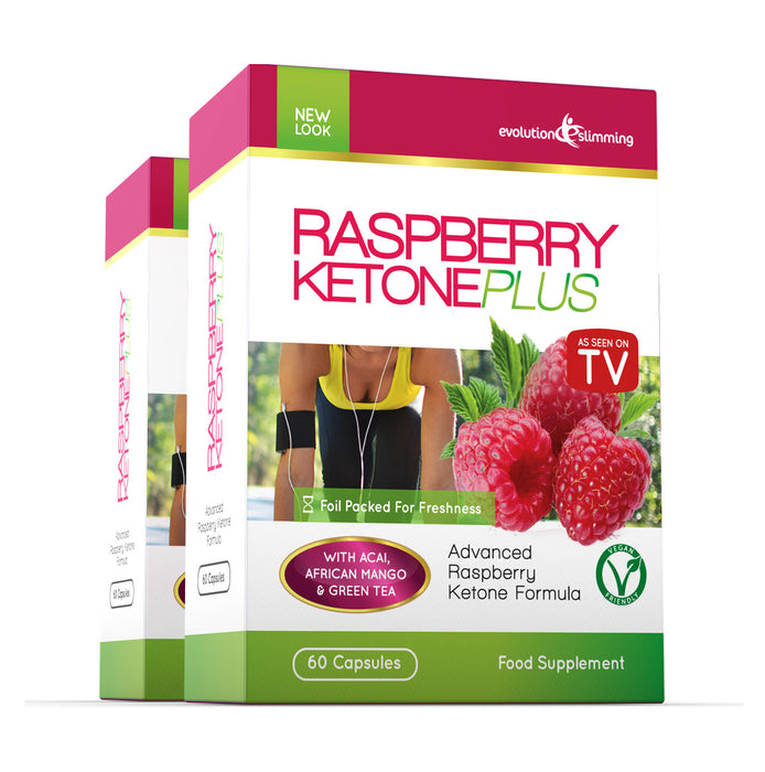 Raspberry Ketone Plus 2 Month Supply