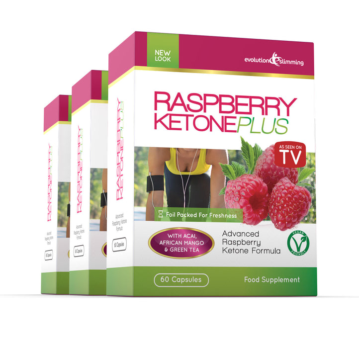 Raspberry Ketone Plus 3 Month Supply