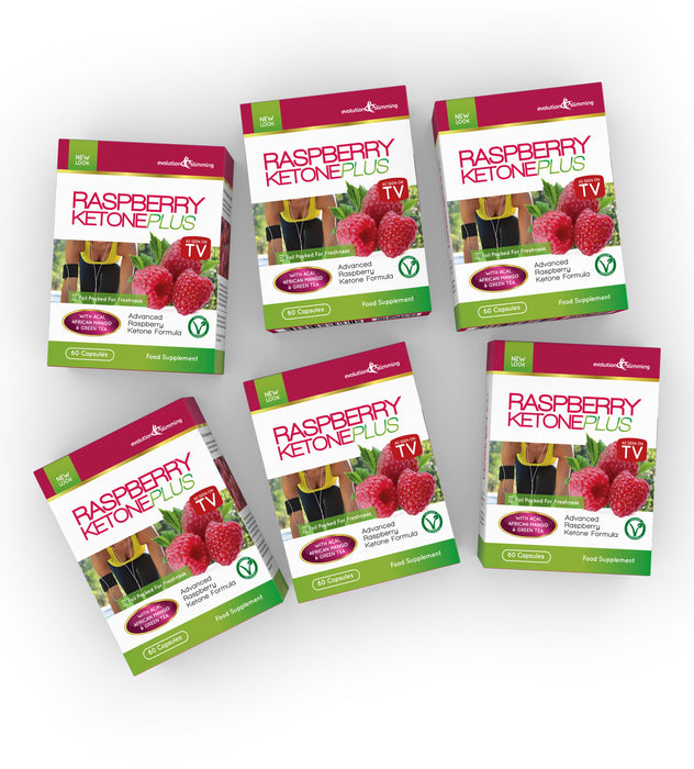 Raspberry Ketone Plus 6 Month Supply