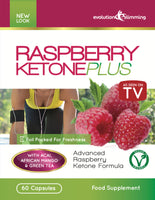 Raspberry Ketone Plus Box Front
