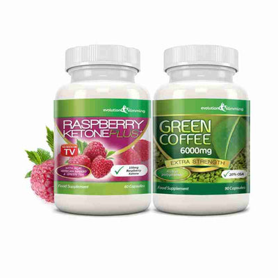 Raspberry Ketone & Green Coffee Bean
