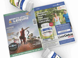LiverDetox Plus as seen in Sports, Leisure & Health