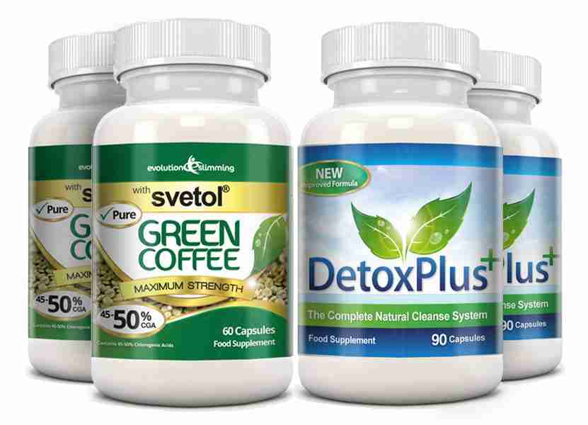 Svetol Green Coffee Cleanse 2 Month Supply