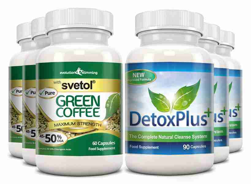 Svetol Green Coffee Cleanse 3 Month Supply