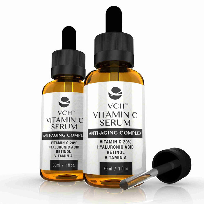 VCH Vitamin C Serum 2 Bottles
