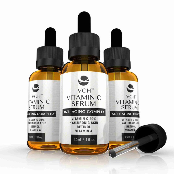 VCH Vitamin C Serum 3 Bottles