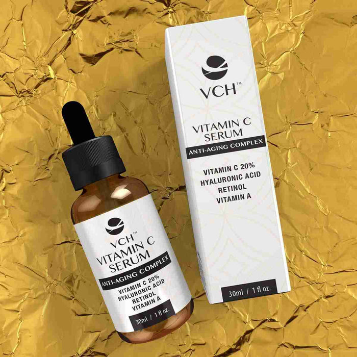 Vitamin C Serum for beautiful skin