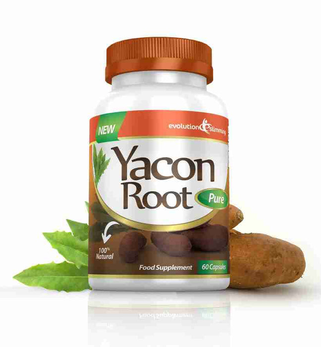 Yacon Root Pure 500mg