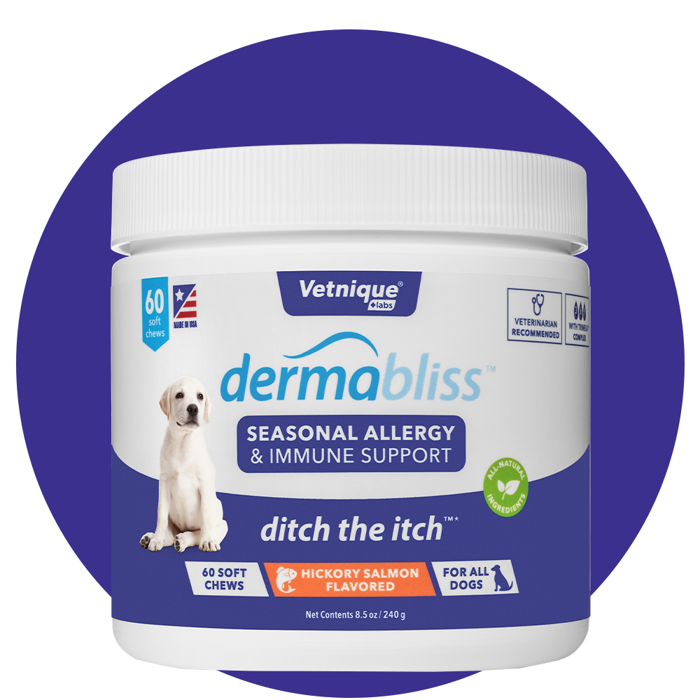 Dermabliss Allergy Supplements for Dogs and Cats