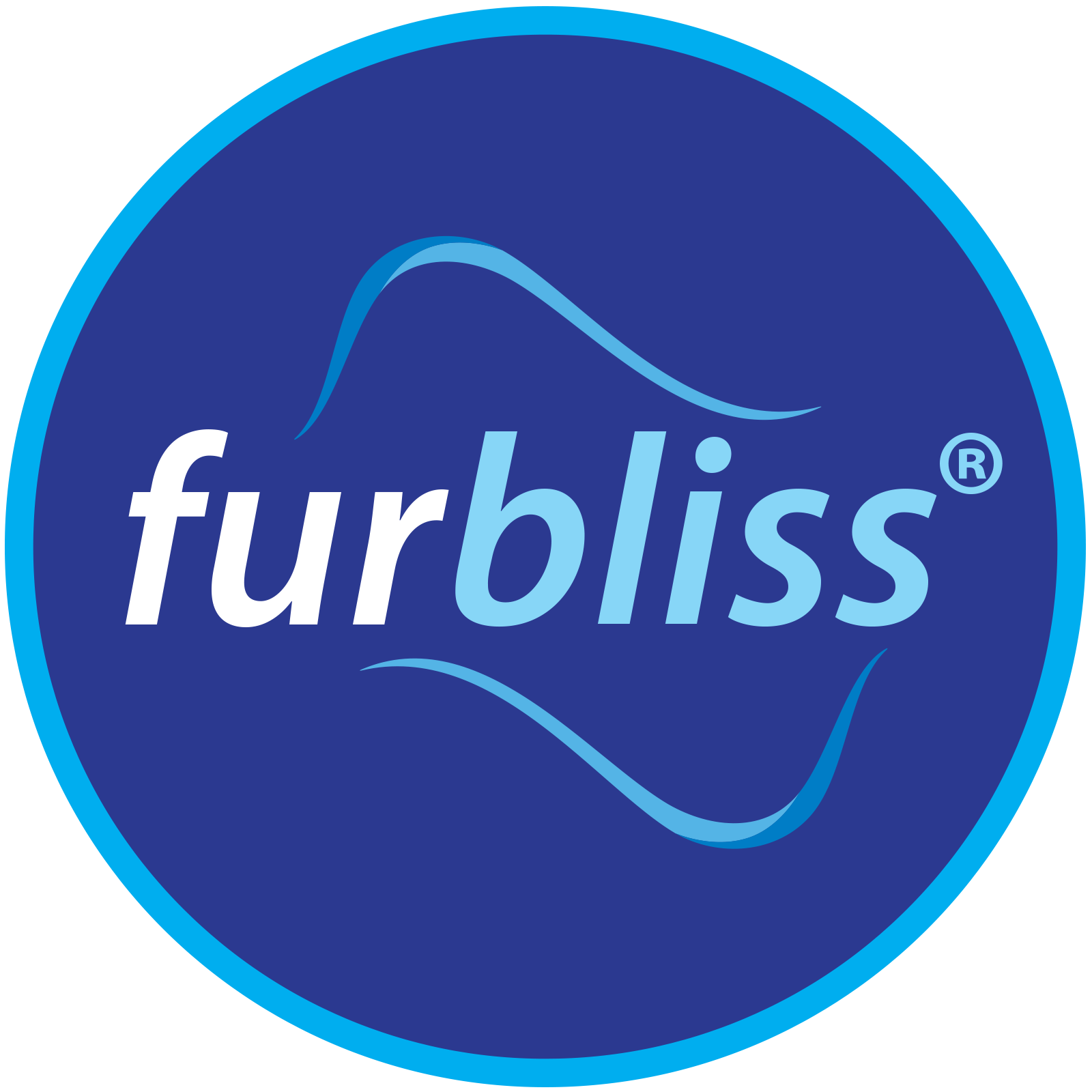 Furbliss Best Brush for Dogs and Cats with Allergies or Atopy