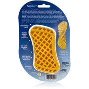Furbliss® - Yellow Brush for Large Pets with Short Hair- - Vetnique Labs