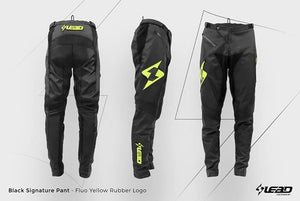Lead BMX bukse Slim fit Sort