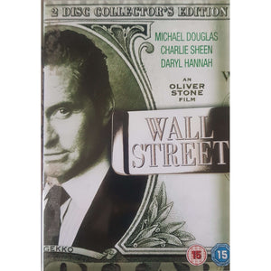 Wall Street DVD (PREOWNED) (15)