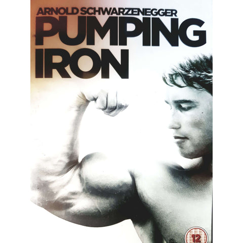 Pumping Iron DVD (PREOWNED) (12)