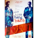 Kiss Kiss Bang Bang DVD (PREOWNED) (15)