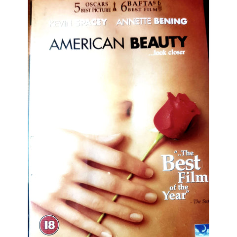 American Beauty DVD (PREOWNED) (18)