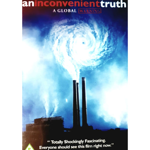 An Inconvenient Truth DVD (PREOWNED) (E)