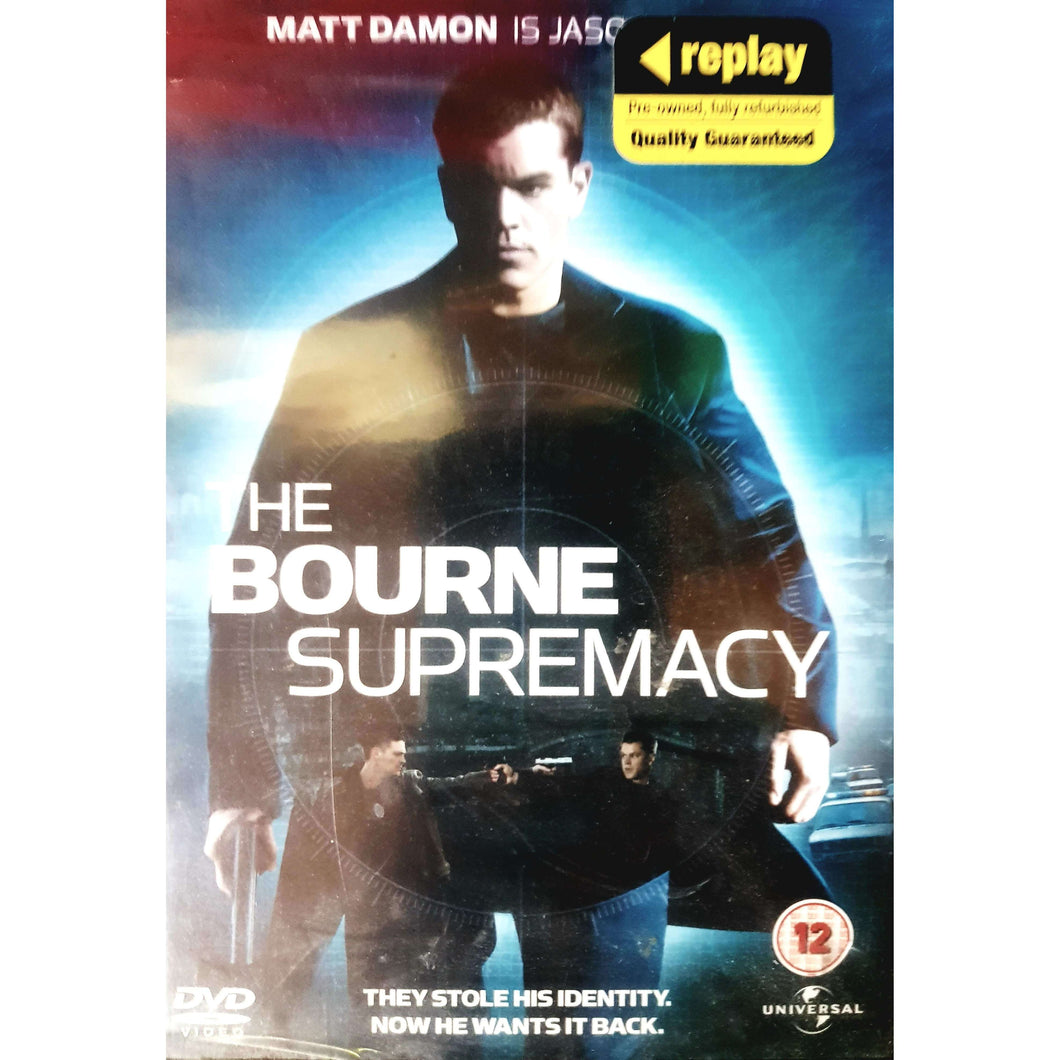The Bourne Supremacy DVD (PREOWNED) (12)