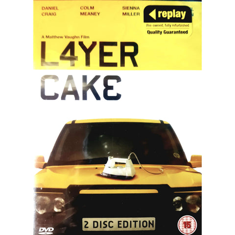Layer Cake DVD (PREOWNED) (15)