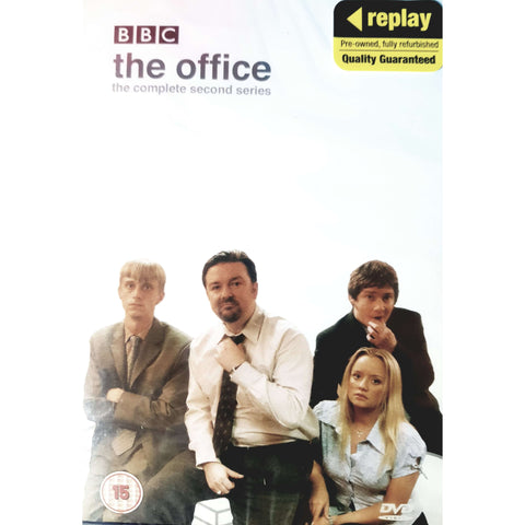 The Office (UK) - Series 2 DVD Boxset (PREOWNED) (15)