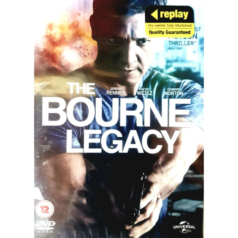 The Bourne Legacy DVD (PREOWNED) (12)