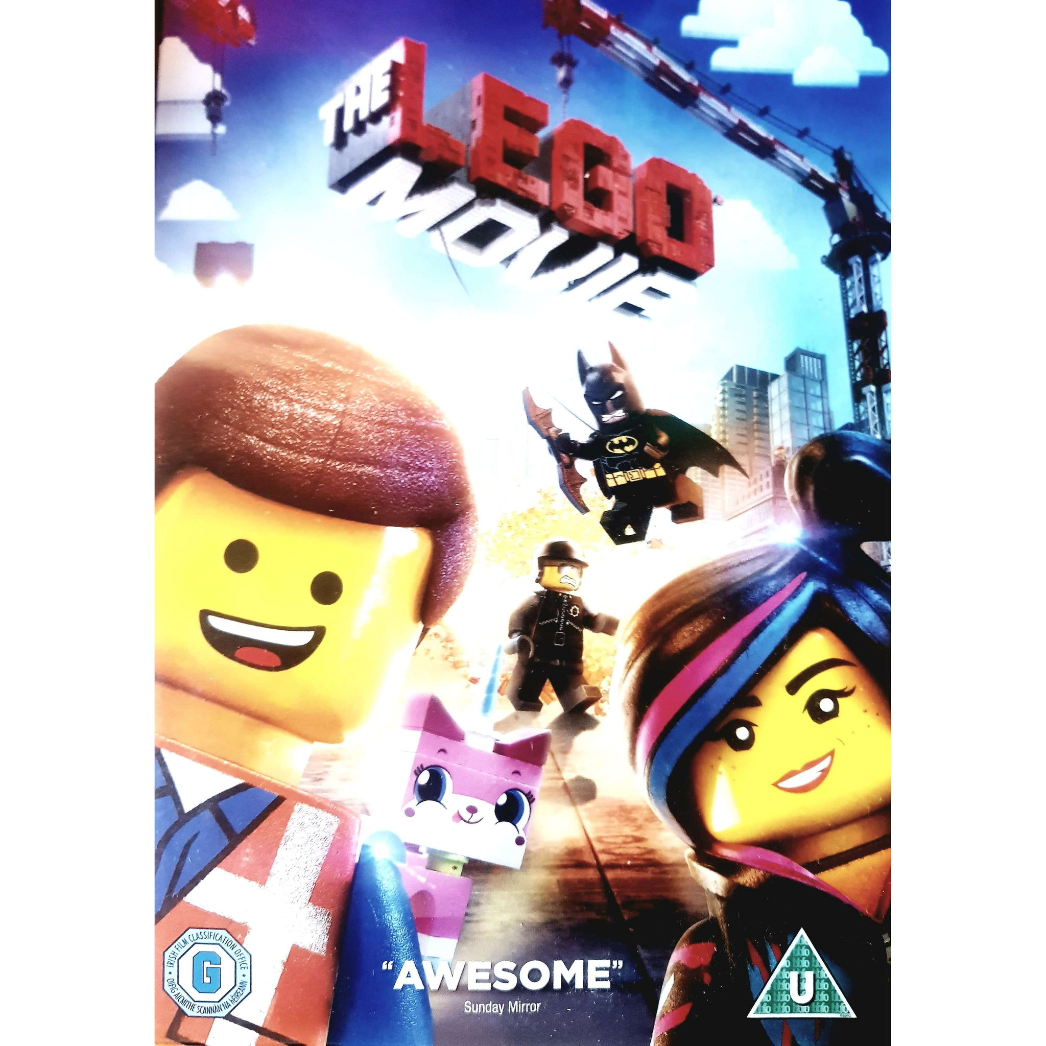 The Lego Movie DVD (PREOWNED) (U)