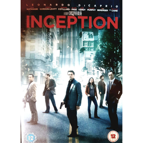 Inception DVD (PREOWNED) (12)