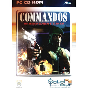Commandos Behind Enemy Lines (PC) (PREOWNED)