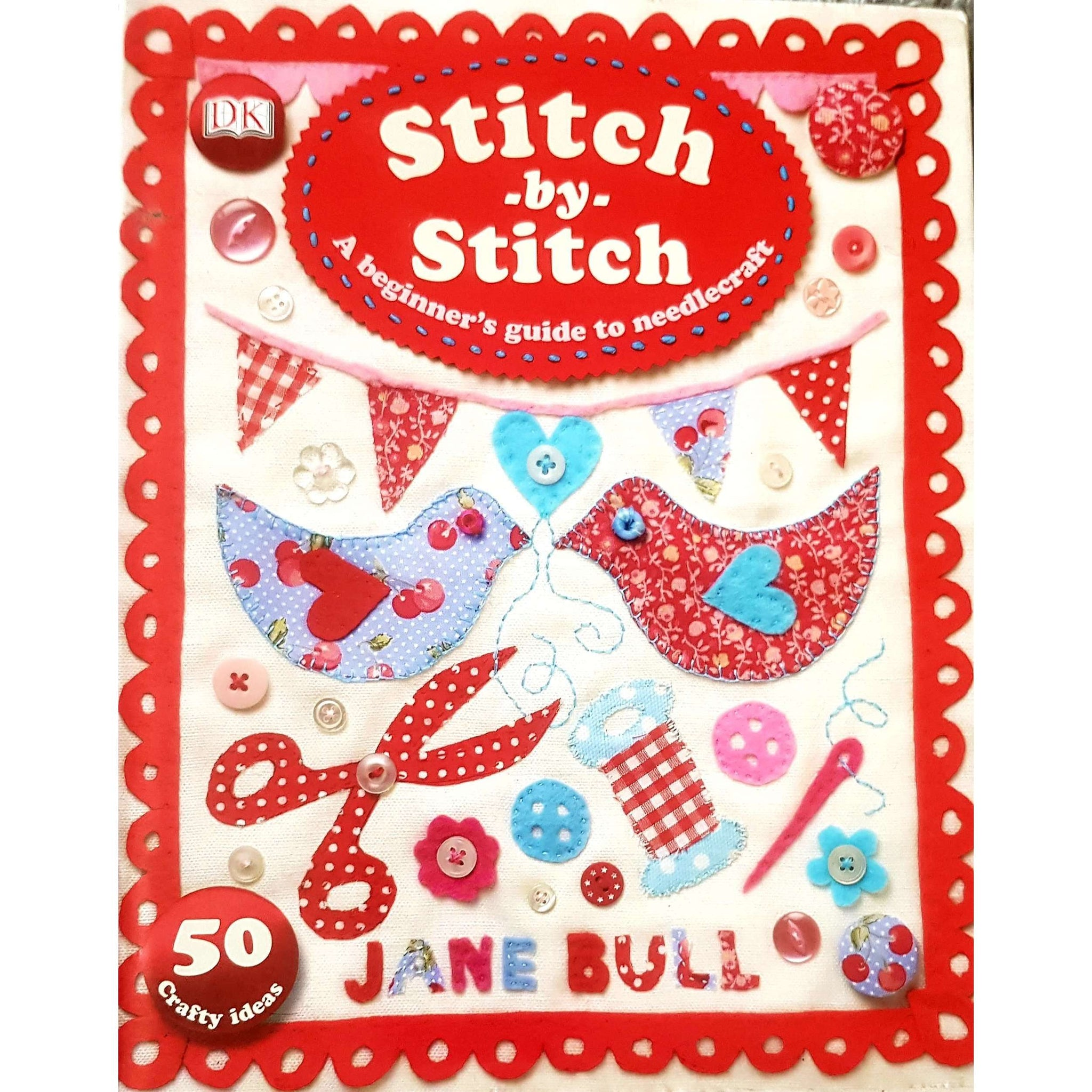 Stitch By Stitch - Jane Bull (Preloved)