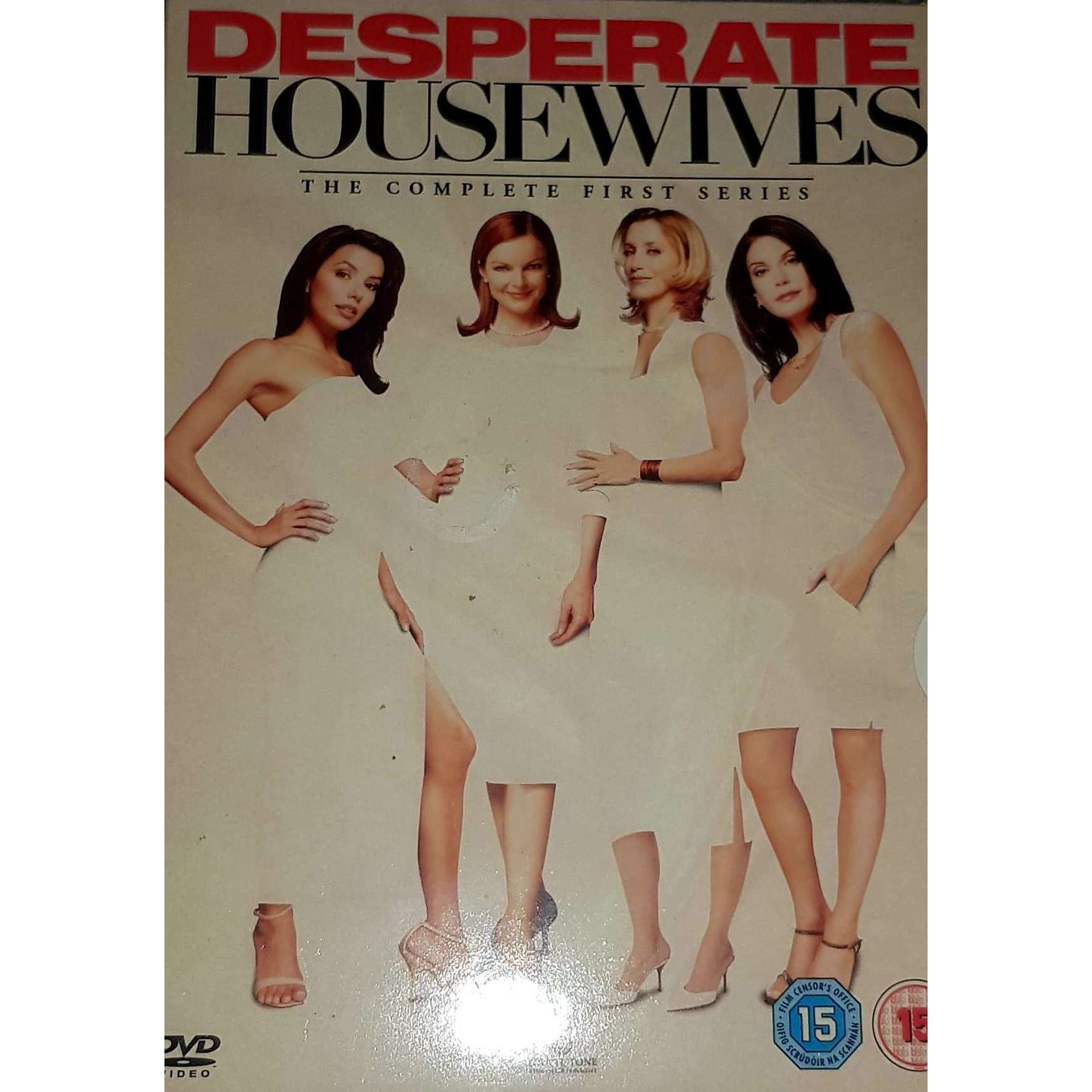 Desperate Housewives DVD Boxset - Season 1 (PREOWNED) (15)