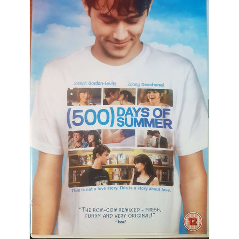 500 Days Of Summer DVD (PREOWNED) (12)