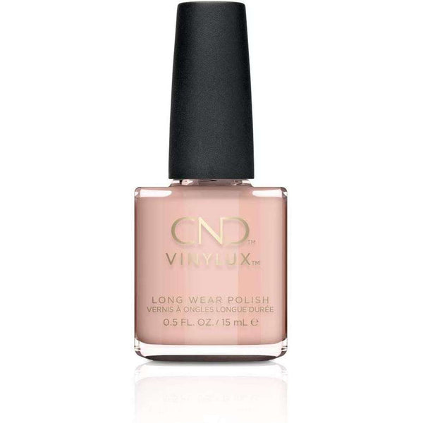 CND Vinylux Long Wear Nail Polish (No Lamp Required), 15 ml, Nude, Skin Tease