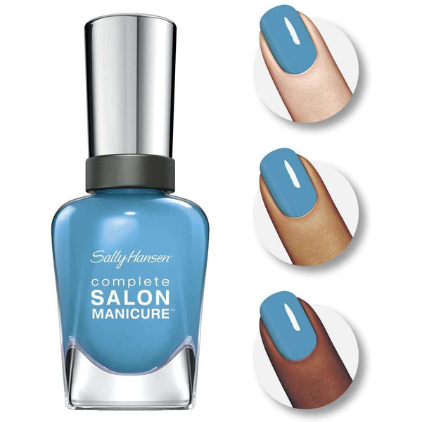 Sally Hansen Nail Polish, Water Color, 0.5 Ounce