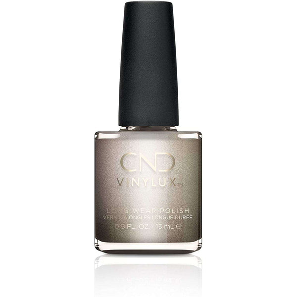 CND Vinylux Long Wear Nail Polish (No Lamp Required), 15 ml, Metallic, Safety Pin