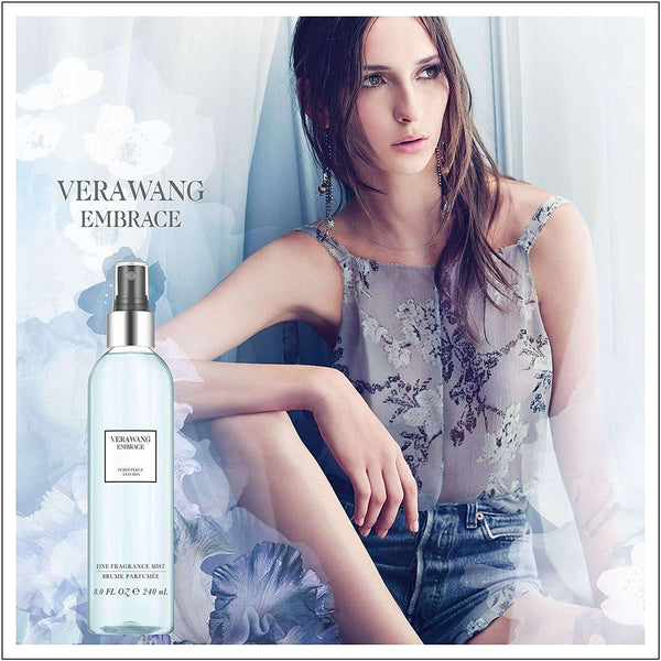 Vera Wang Embrace Periwinkle and Iris Body Mist