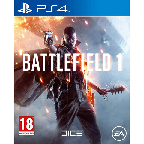 Battlefield 1 (PS4) PREOWNED