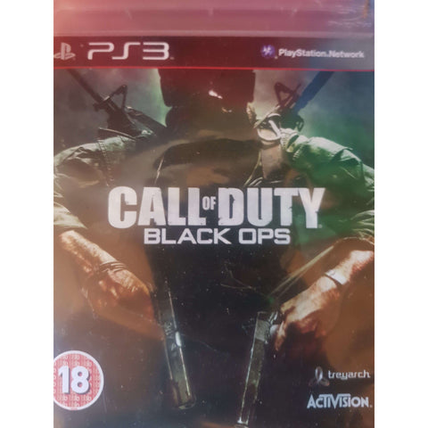 Call of Duty Black Ops (PS3) (PREOWNED) (18)