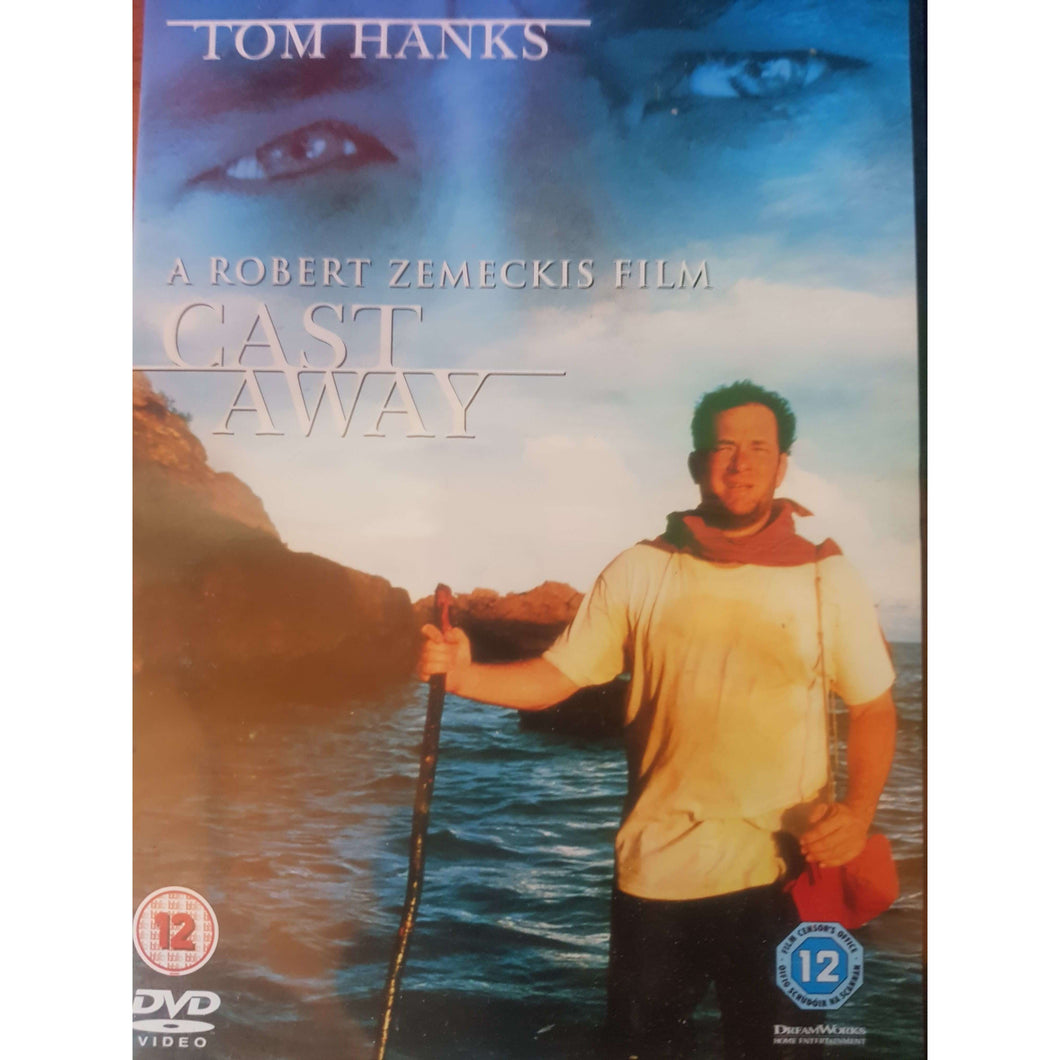 Cast Away DVD (PREOWNED) (12)