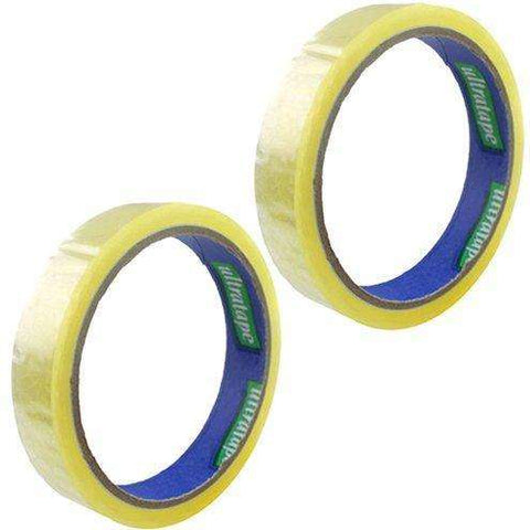 Clear Tape 24mm x 10m (2 Pack)