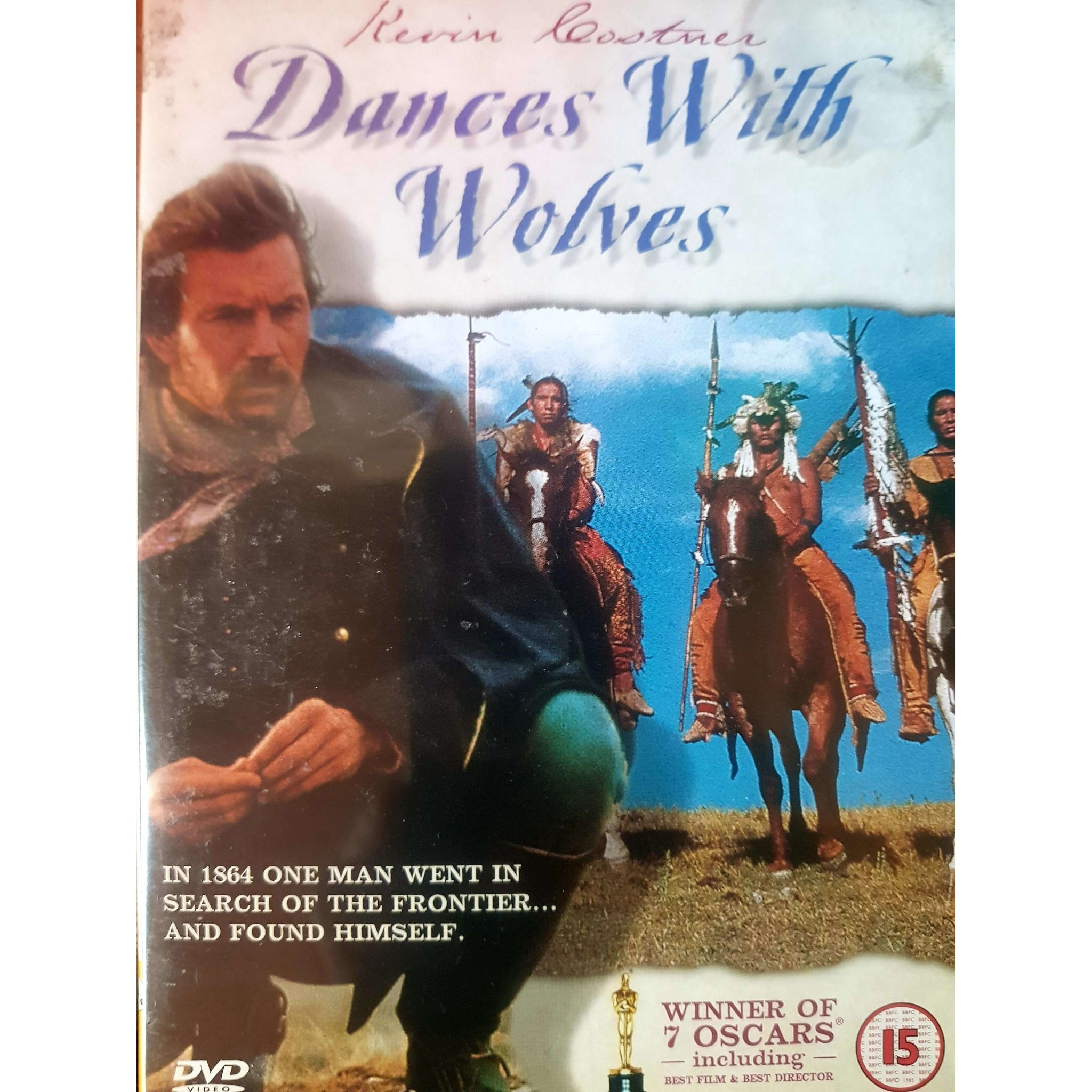 Dances With Wolves DVD (PREOWNED) (15)