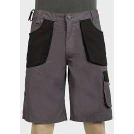 Toptex Pro Work Shorts (Grey/Black)