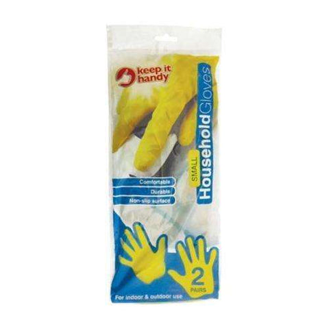 Household Gloves (2 Pairs)