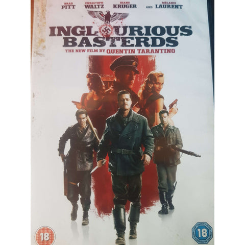 Inglourious Basterds DVD (PREOWNED) (18)
