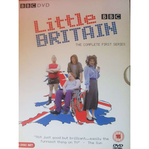 Little Britain Series 1 DVD (PREOWNED) (15)