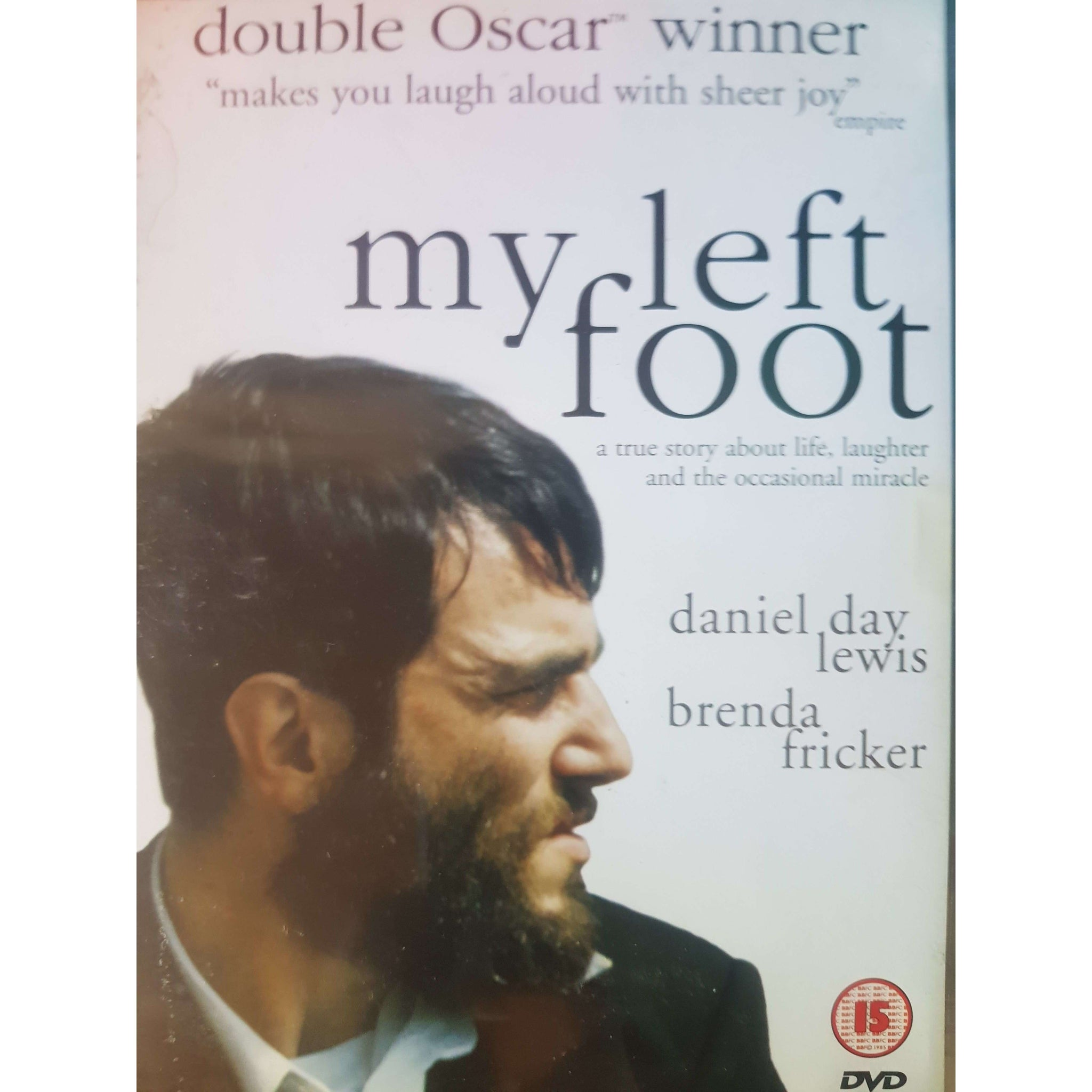 My Left Foot DVD (PREOWNED) (15)